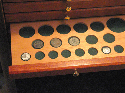 Building A Coin Cabinet Part I